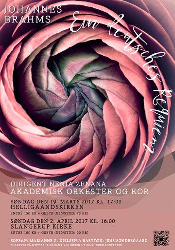 Brahms Requiem 2017