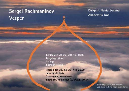 Rachmaninov Vesper 2017