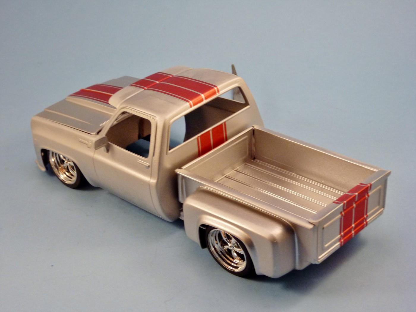 Chevrolet C 10 Pickup [Terminé] Photo4-vi
