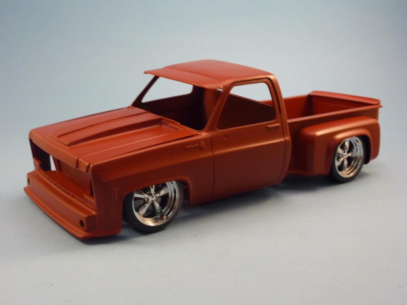 Chevrolet C 10 Pickup [Terminé] Photo5-vi
