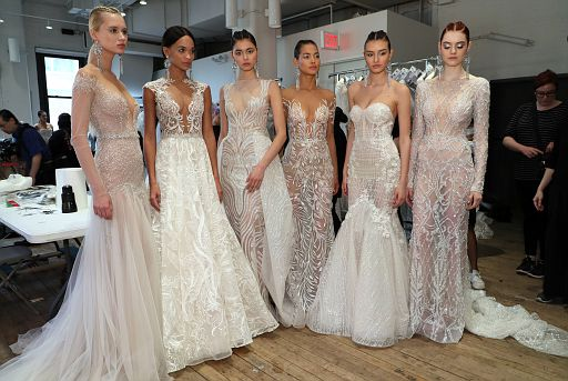 Berta Bridal Backstage SS19 191