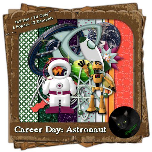 Career Day: Astronaut (Full)