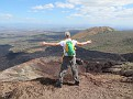Volcano Boarding at Cerro Negro 1 hour from León, Nicaragua / WAS AWESOME!!!