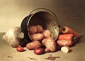 Still Life with Root Vegetables [ 1879]