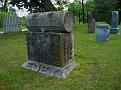 Headstone: E. Belcher, Wife of E. Edey