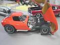 Historic Racing Miniatures' resin Cheetah kit built by Gordon Holsinger