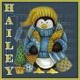 Stay Warm Penguin-Hailey
