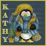 Stay Warm Penguin-Kathy