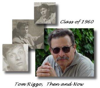 Tom Rizzo, Class of 1960