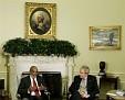 President Préval & G. Bush, 5-2007