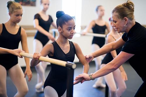 Brighton Ballet Practice DG-16