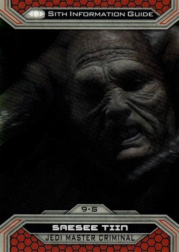 Chrome Perspectives Jedi vs  Sith #09S (1)