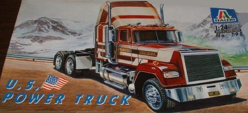U.S. Power Truck.