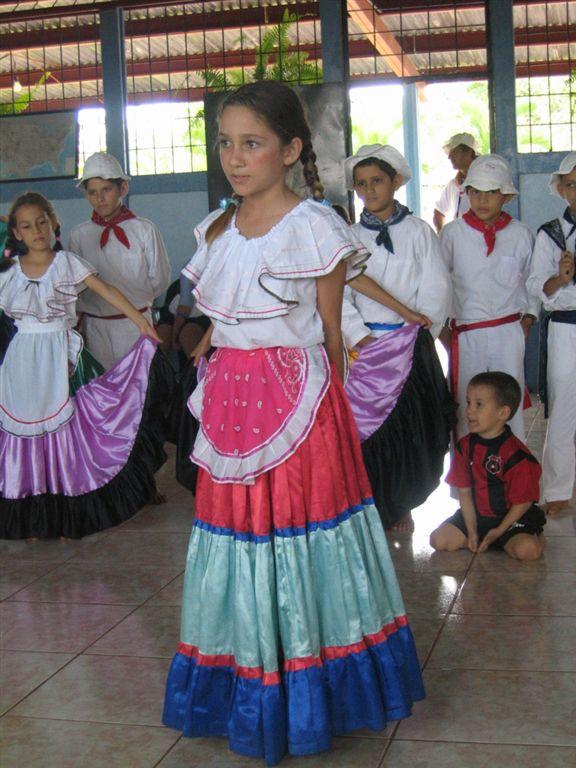 The Students of the Escuela San Rafael, Costa Rica - Dec 2004