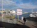 Crossing Pont Tourmant [Bridge lifts for passing vessels]