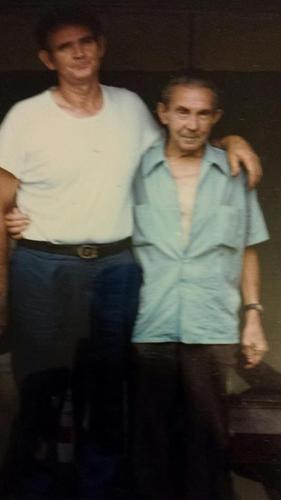 Galen Sharpe and Pete Sharpe