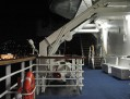 Boat Deck - Port looking Fwd