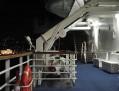 Boat Deck - Port looking Fwd
