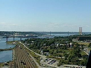 Halifax, NS, Harbour