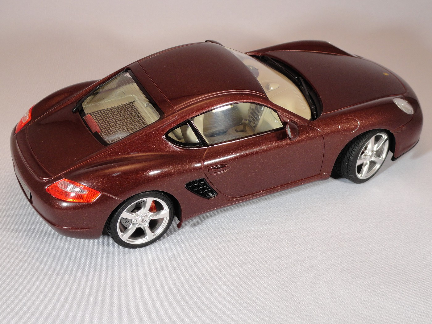 Fujimi Porsche Cayman S Under Glass Model Cars