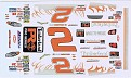 DAP Designs 2005 Clint Bowyer #2 Timberland Pro Series
