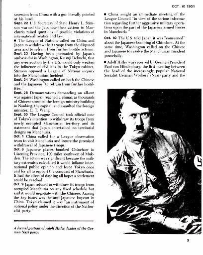 WORLD WAR II ALMANAC - PAGE 003
