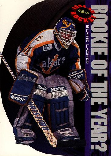 1994 Classic Rookie of the Year #R13 (1)