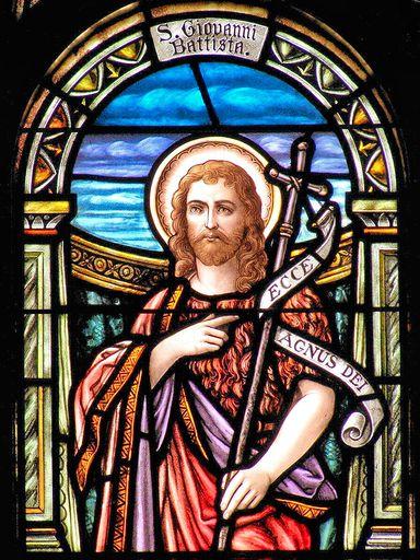 SAINT ANN'S CHURCH - STAINED GLASS - 36