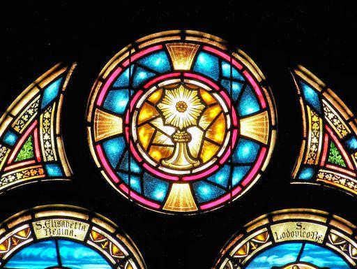 SAINT ANN'S CHURCH - STAINED GLASS - 42