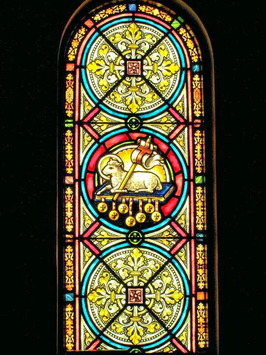 SAINT ANN'S CHURCH - STAINED GLASS - 55