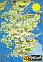 02- Map of Scotland