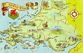 06 - Map of South Wales