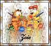 Garfield & OdieZoie