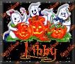 3 Ghosts & pumpkinLibby
