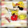 Minnie as witchTAnna