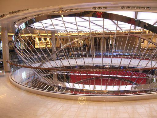 "The ""Strings"" of the Atrium"