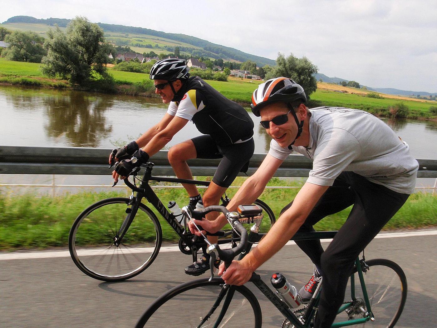 Entlang der Weser