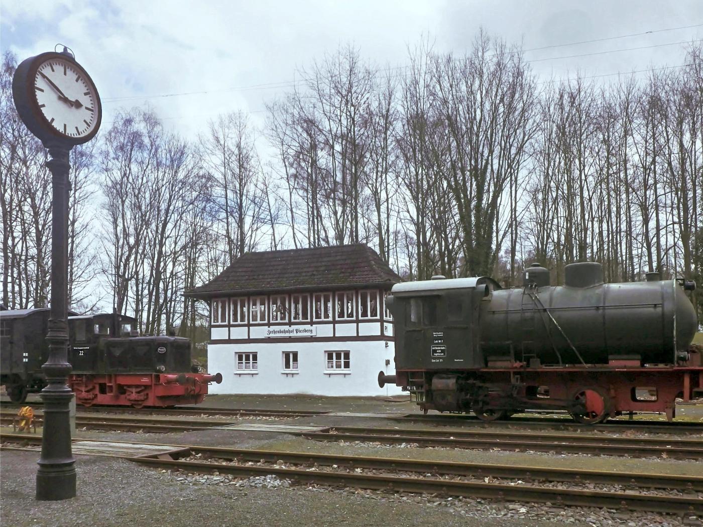 Alter Zechenbahnhof Piesberg