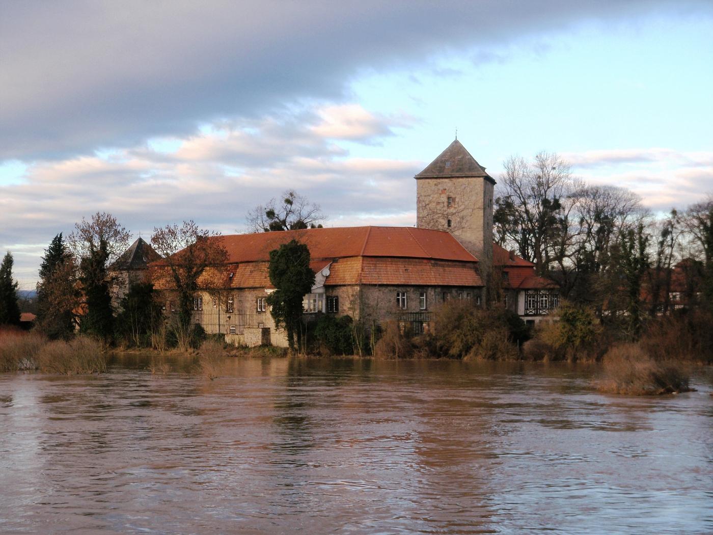 Burg Ohsen