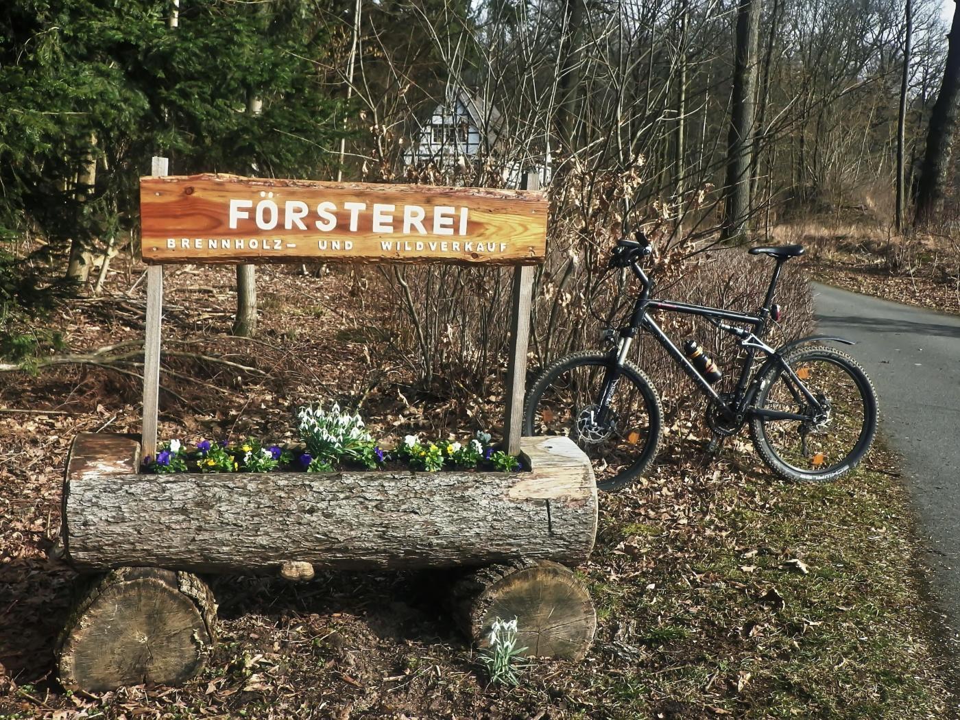 Försterei Blomberger Wald