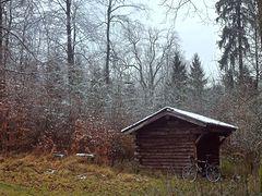 Kleines Picknick in der Rigi-Hütte