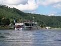 Weserschiff bei Polle