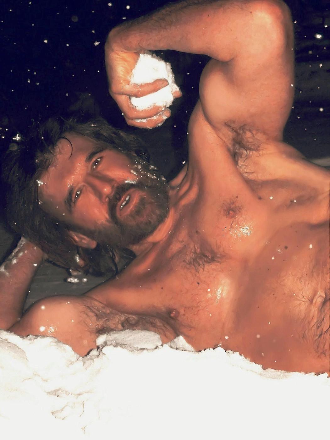 'rumkullern im Schnee :-)