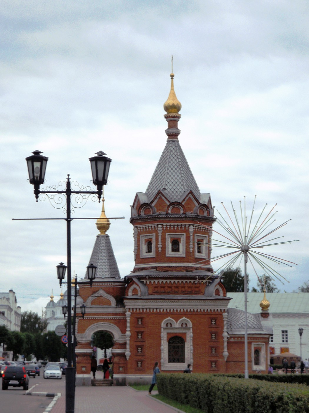 Alexander's chapel Neva
