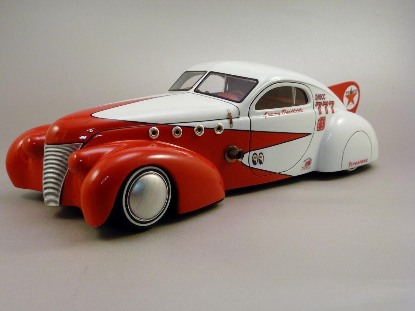 Ford T Bird Pickup racer Bonneville ( Ex Nascar) terminée  - Page 2 Photo-vi