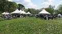 Earth Day Tent Arrangement...