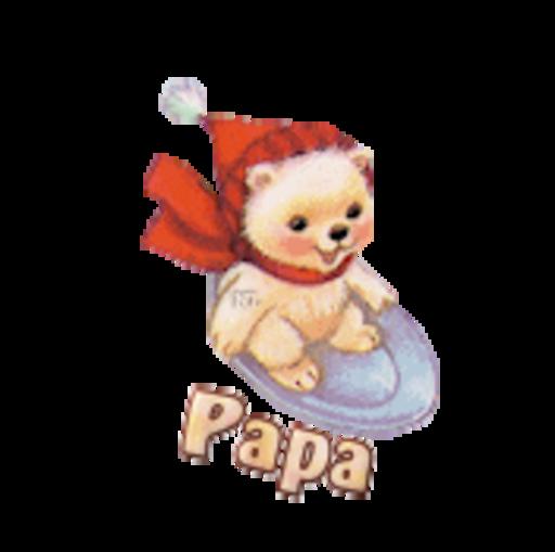 Papa - WinterSlides