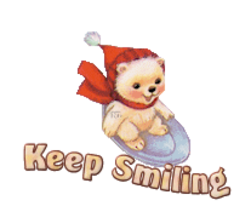 Keep Smiling - WinterSlides