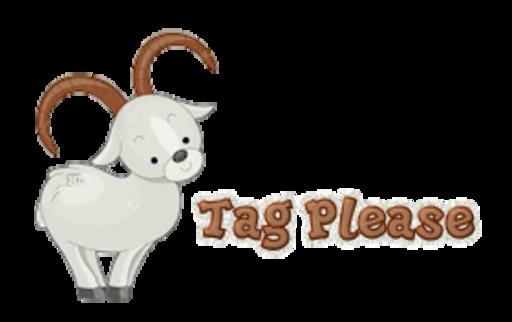Tag Please - BighornSheep