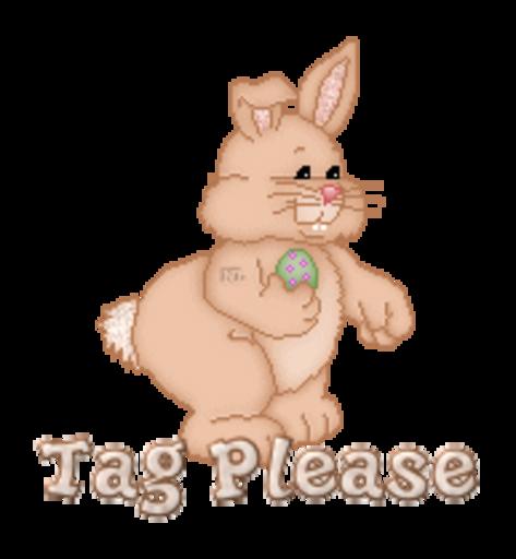 Tag Please - BunnyWithEgg